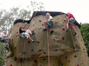 SportJugendClubs Klettern