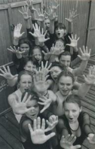 MädchenSportZentren Gruppenfoto