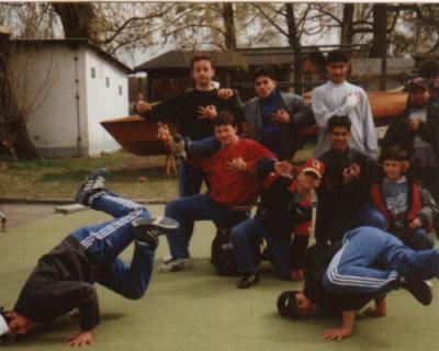 SportJugendClubs Gruppenfoto