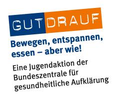 GUT DRAUF-Kampagne der Bundeszentrale für gesundheitliche Aufklärung
