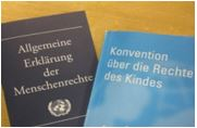 Kinderrechte / Menschenrechte