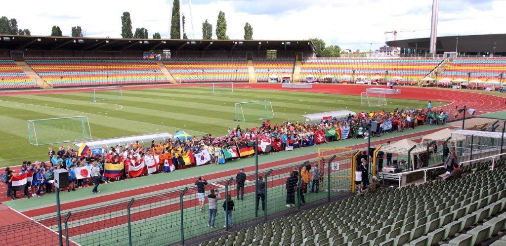 Gesellschaft Fur Sport Und Jugendsozialarbeit Fair Friends